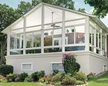 Home with Champion sunroom