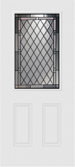 Gettysbyrg Style Entry Door Glass